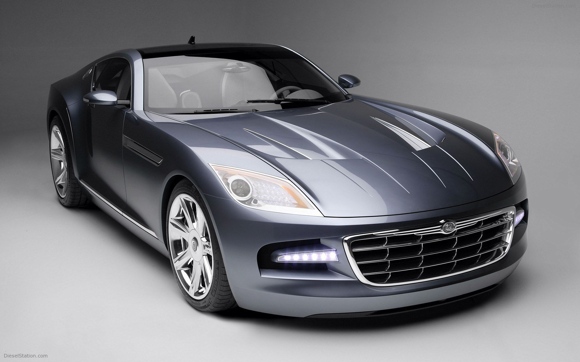 Latest Chrysler Firepower Concept Widescreen Exotic Car Picture Free Download