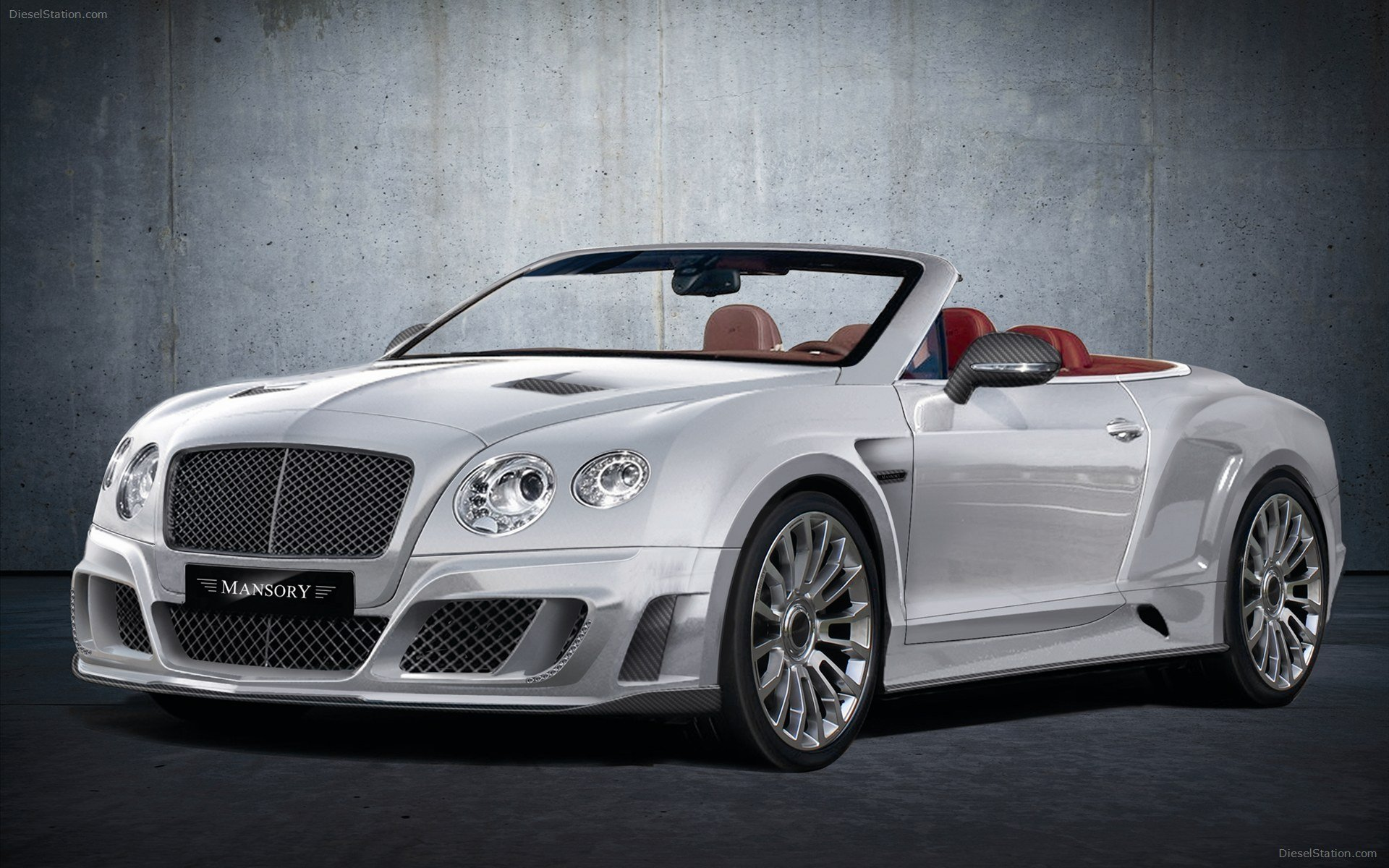 Latest Mansory Bentley Continental Gt 2012 Widescreen Exotic Car Free Download
