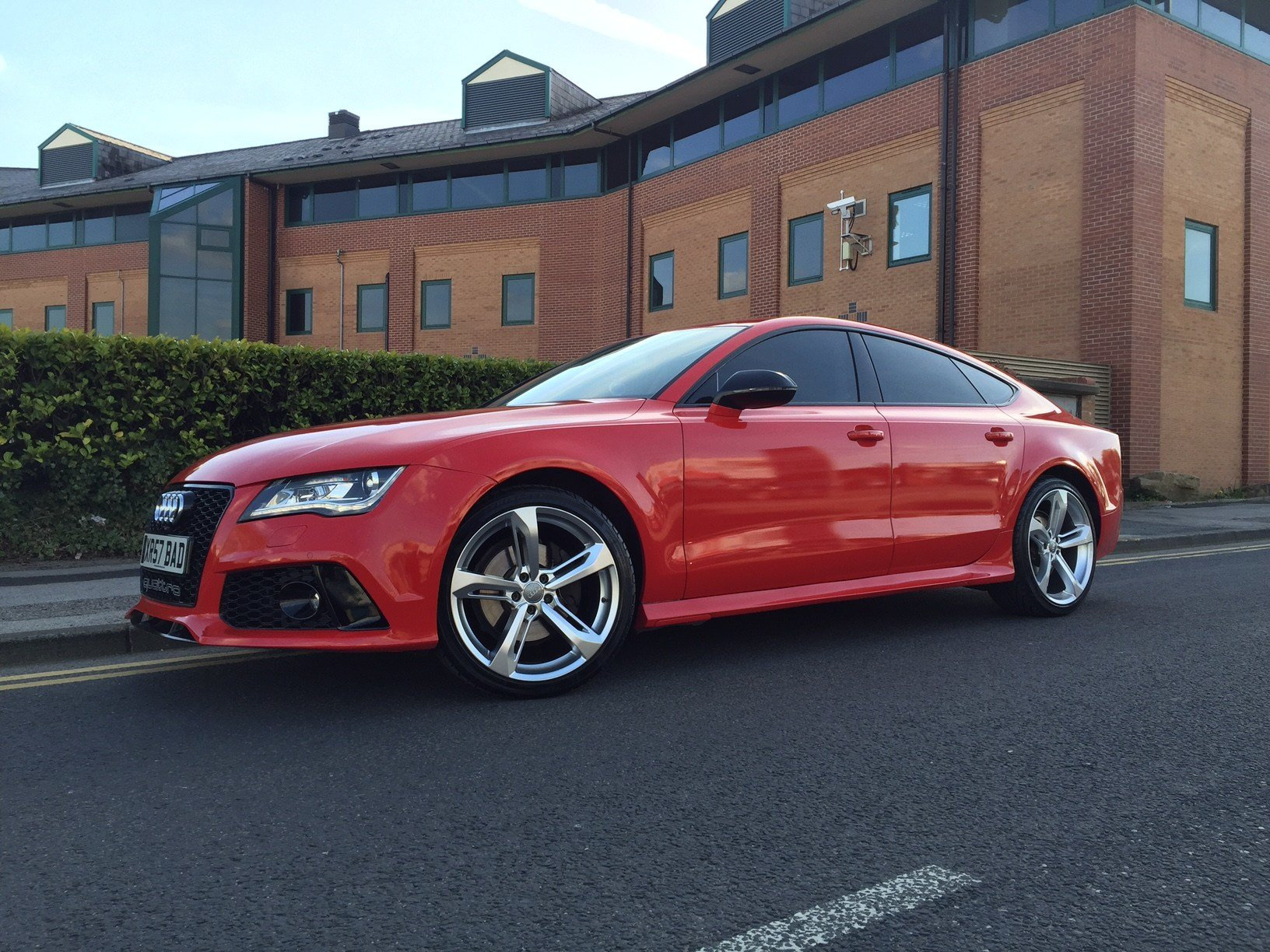 Latest Audi A7 2010 2014 Rs7 Conversion Recreation Replica Free Download