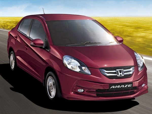 Latest Honda Amaze Defeated In October By Tata Zest Drivespark News Free Download