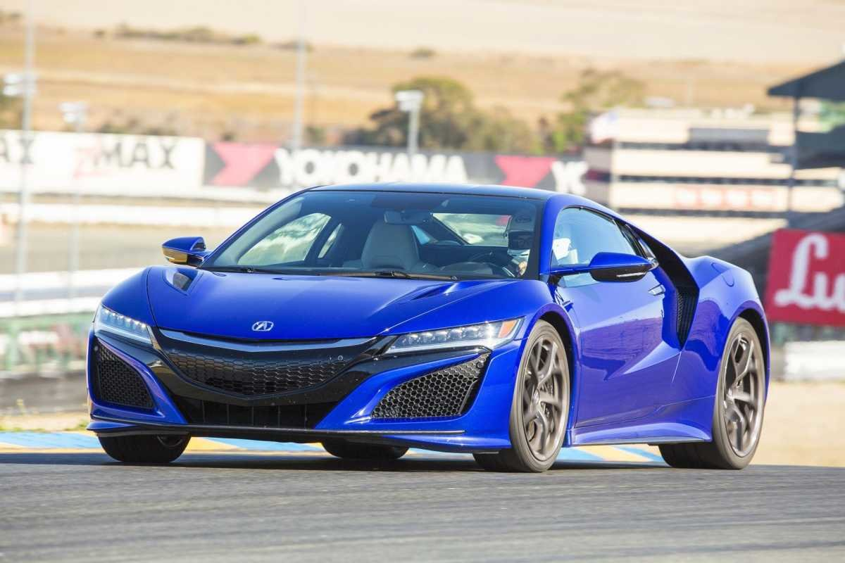 Latest 2017 Acura Nsx Wallpapers Hd Drivespark Free Download