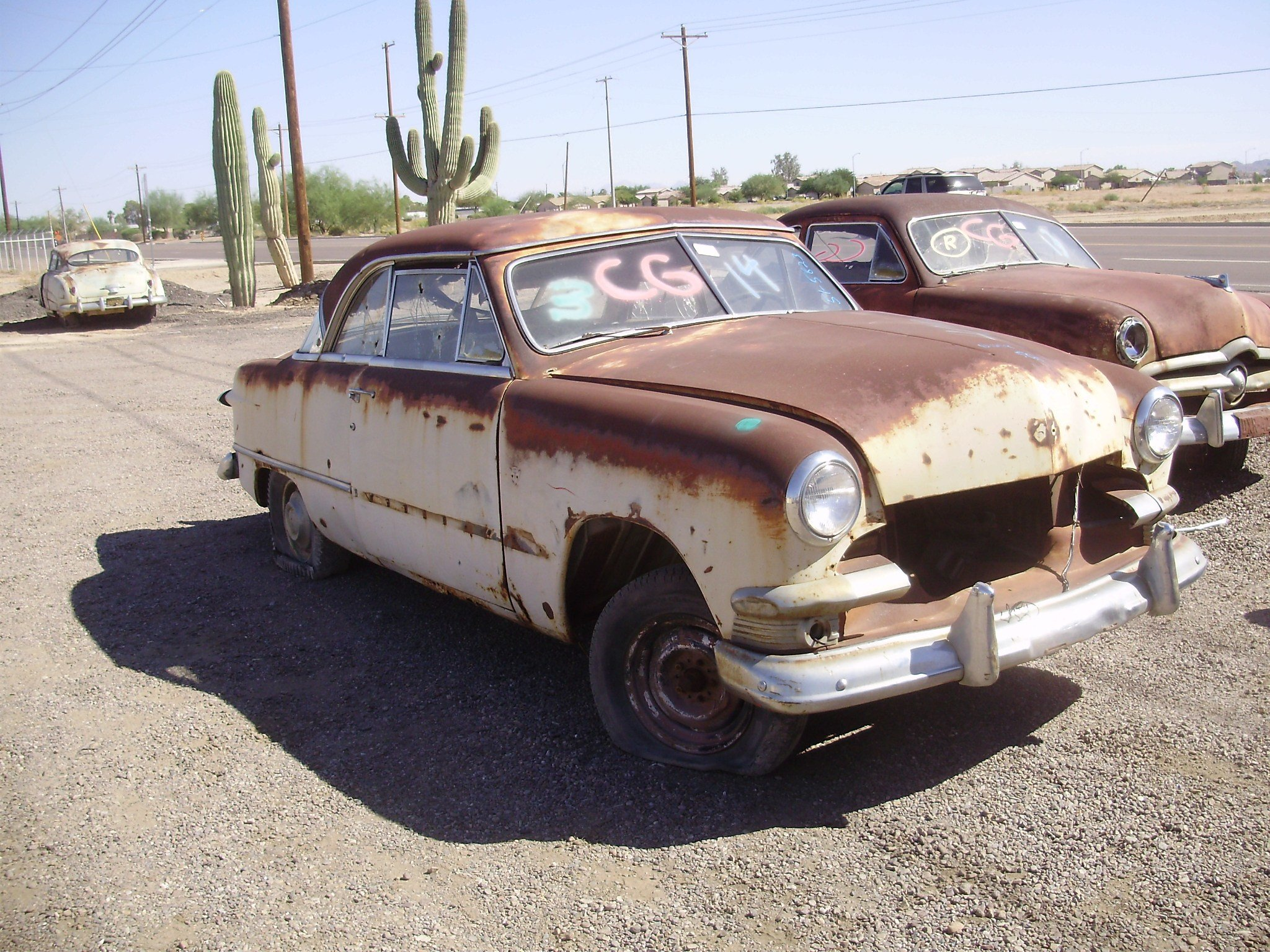 Latest 1951 Ford Ford Car 51Fo5823C Desert Valley Auto Parts Free Download