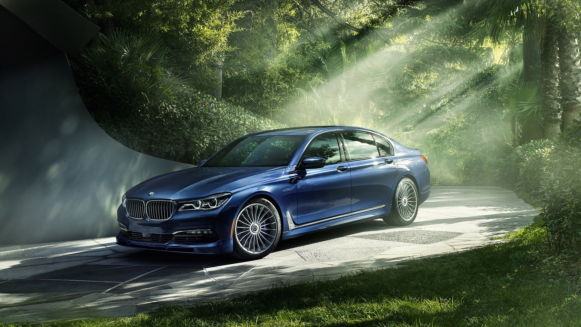 Latest 2017 Alpina Bmw B7 Xdrive Wallpapers Hd Images Wsupercars Free Download