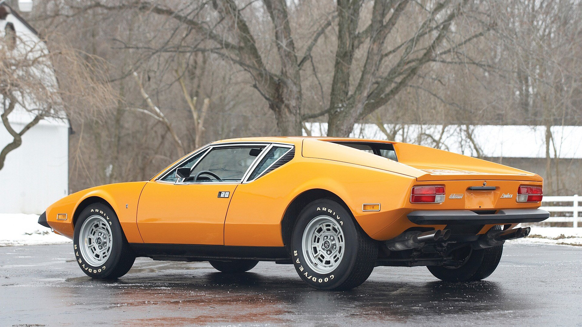 Latest 1972 De Tomaso Pantera L Wallpapers Hd Images Wsupercars Free Download
