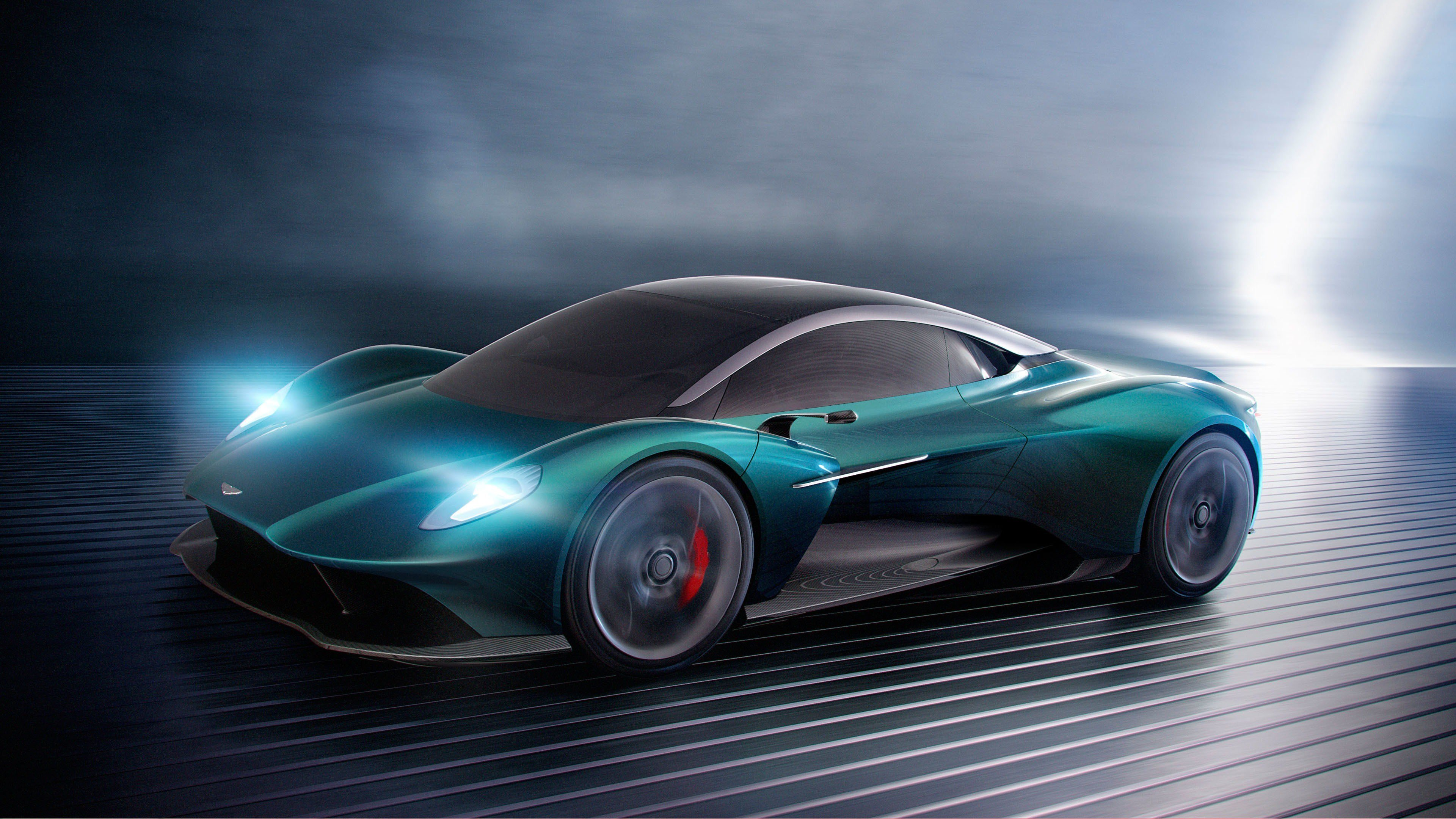 Latest 4K Photo Of 2019 Aston Martin Vanquish Vision Car Hd Free Download
