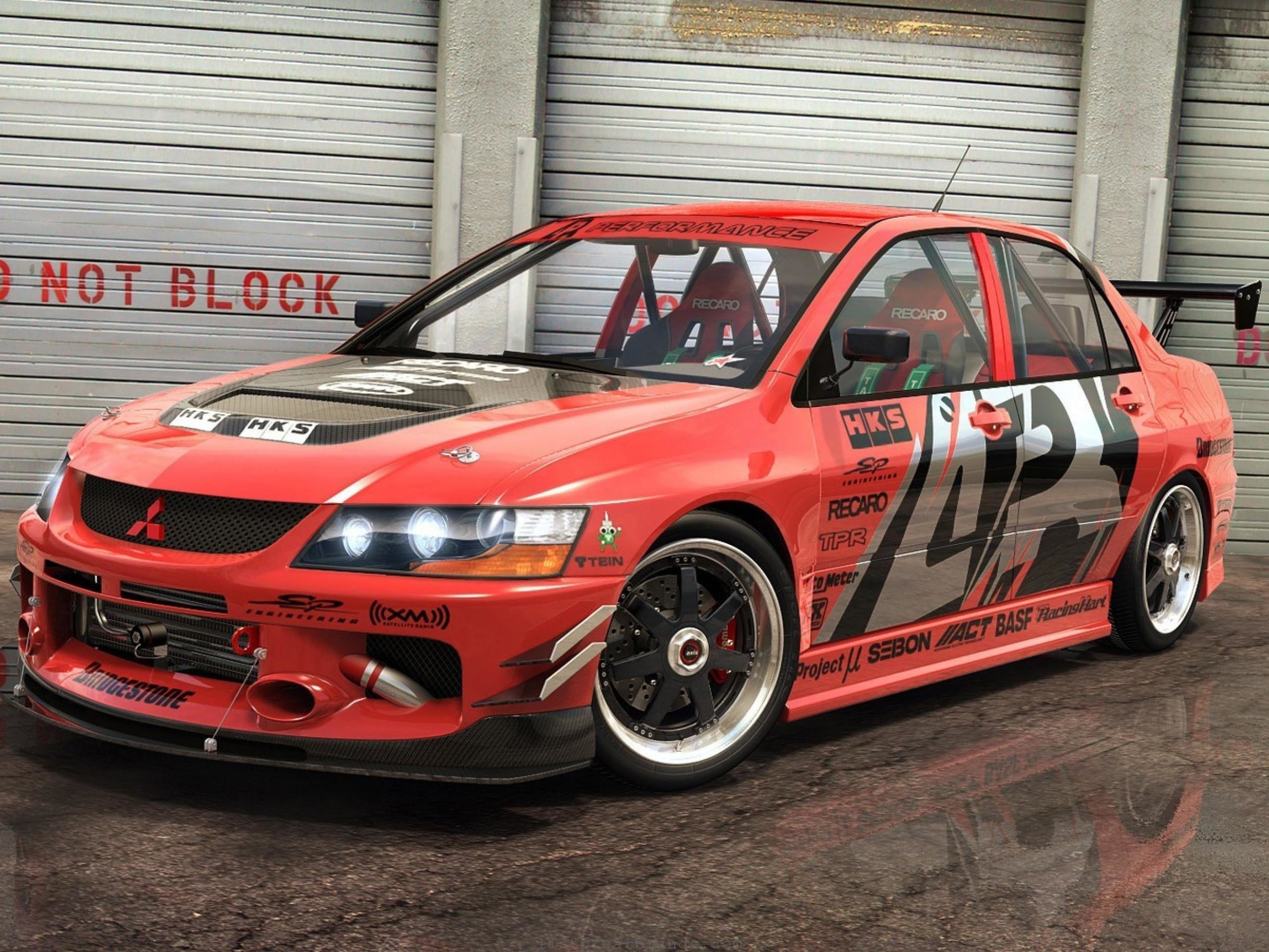 Latest Mitsubishi Evo 6 Free Hd Car Wallpaper Free Download