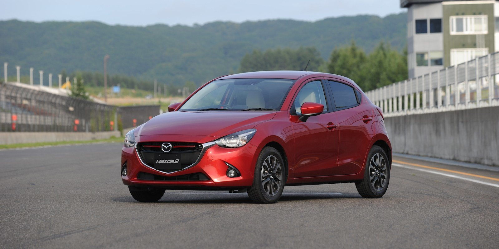 Latest 2015 Mazda 2 34 Cool Car Wallpaper Free Download