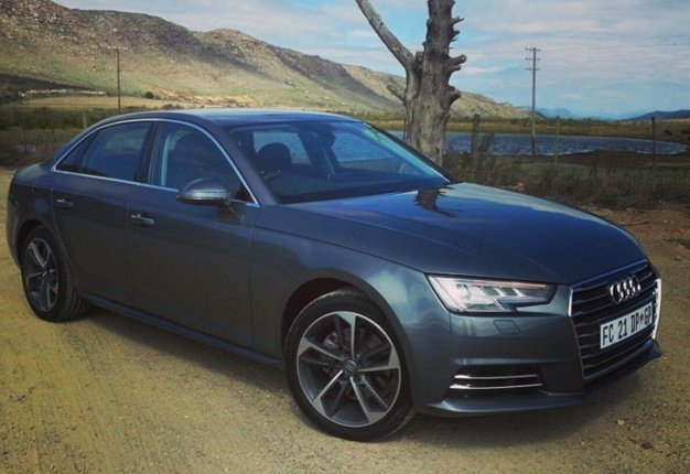 Latest New Audi A4 In Sa Prices Pics And Details Wheels24 Free Download