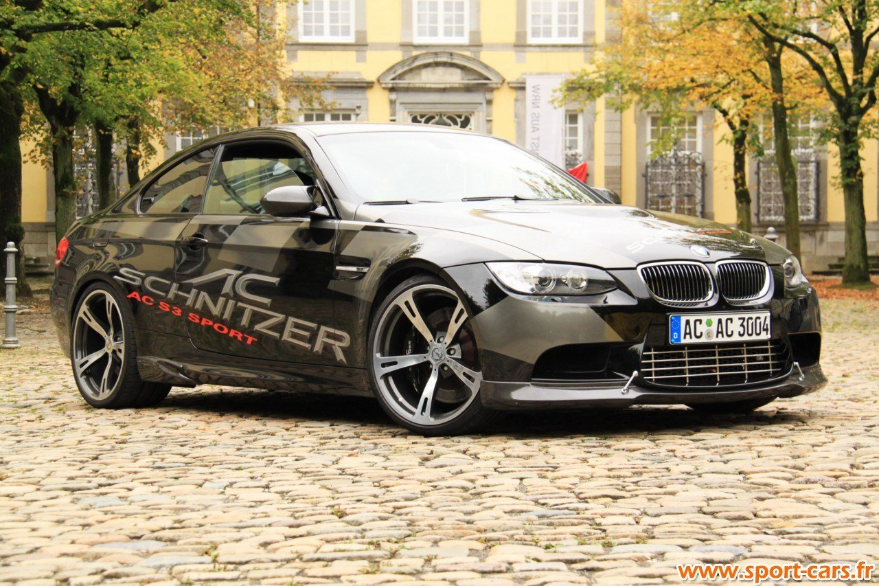 Latest Sport Cars Reviews The Ac Schnitzer Acs3 Sport Coupe Free Download