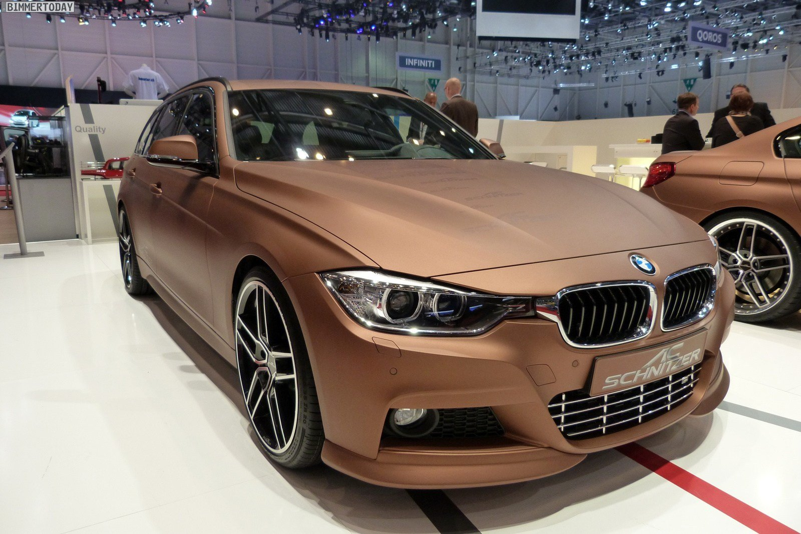Latest 2013 Geneva Ac Schnitzer F31 3 Series Touring Free Download