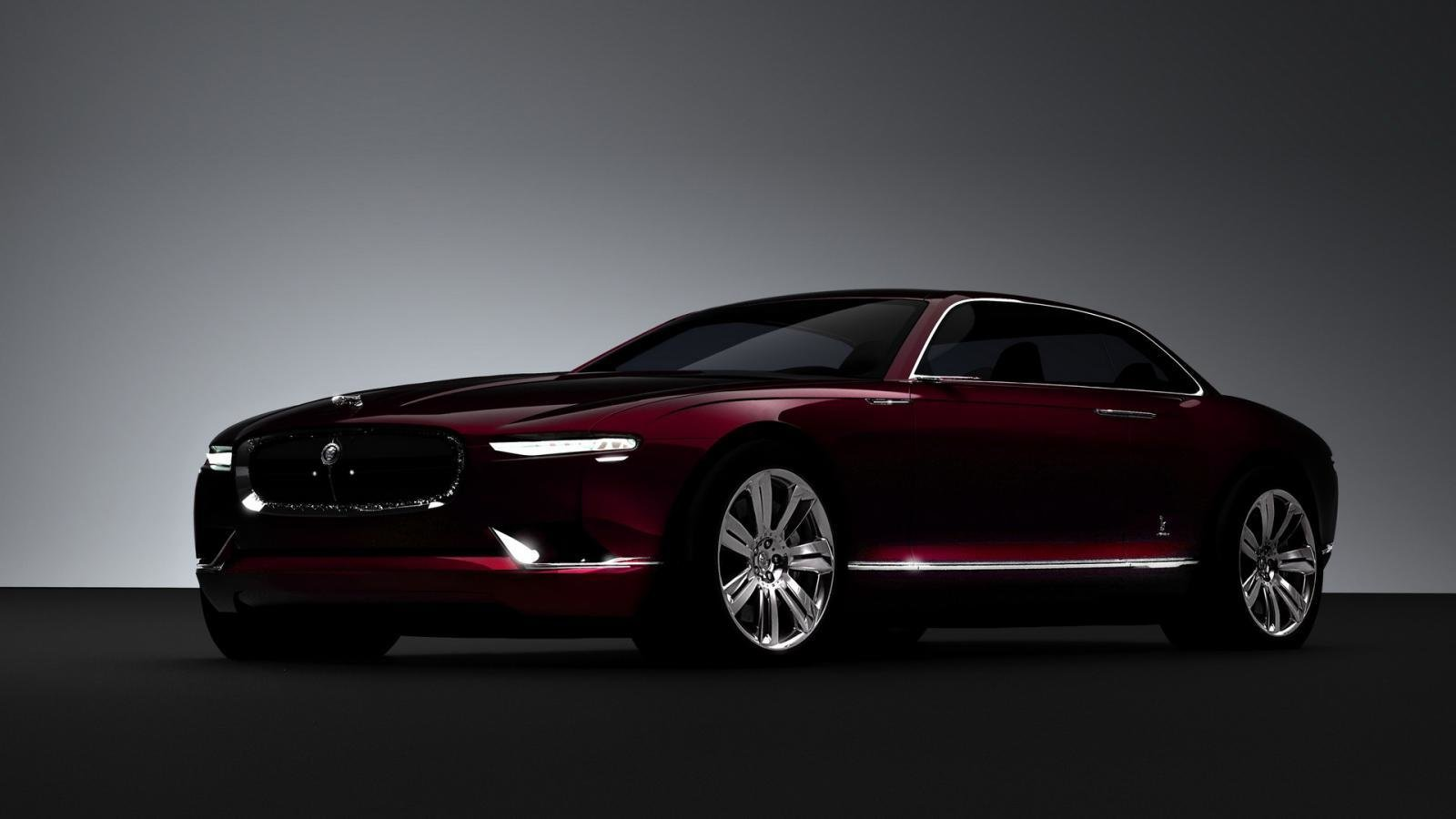 Latest Jaguar B99 Bertone Concept Car Photo Album Free Download