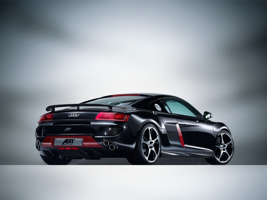 Latest Abt Audi R8 Car Tuning Free Download
