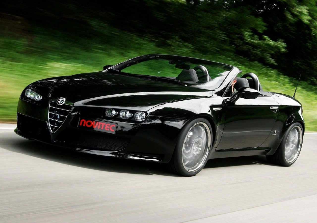 Latest Alfa Romeo Car Tuning Free Download