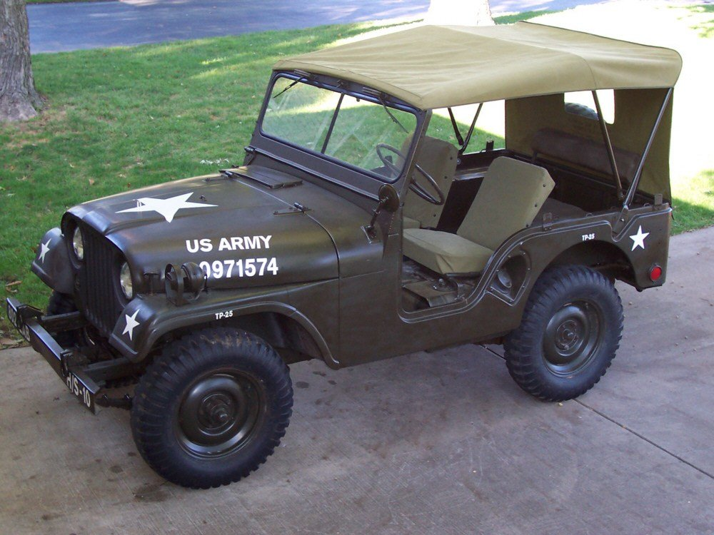 Latest Jeep Military Jeep Picture 8 Reviews News Specs Buy Car Free Download