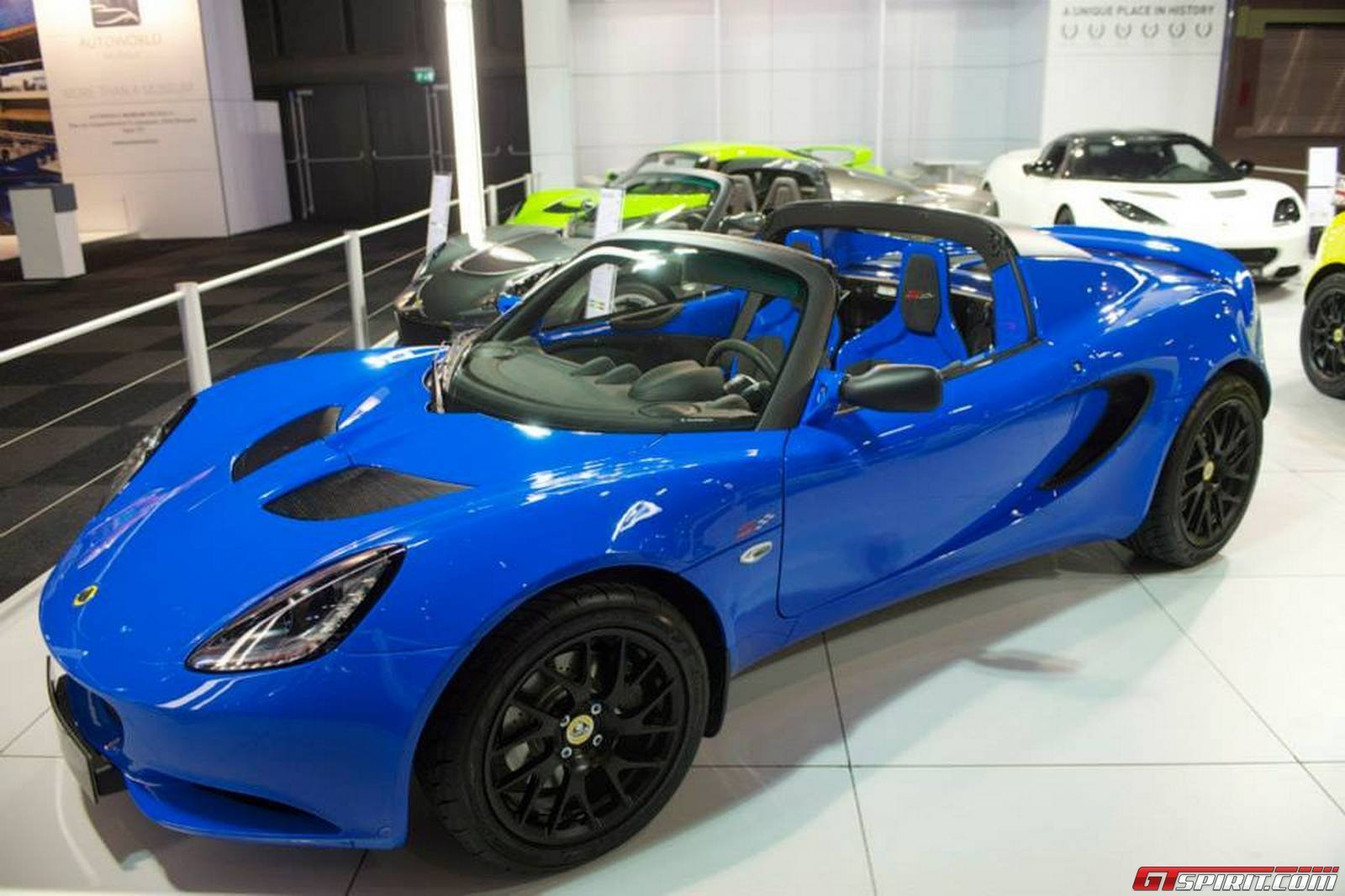 Latest Lotus Cars At The 2014 Brussels Motor Show Free Download
