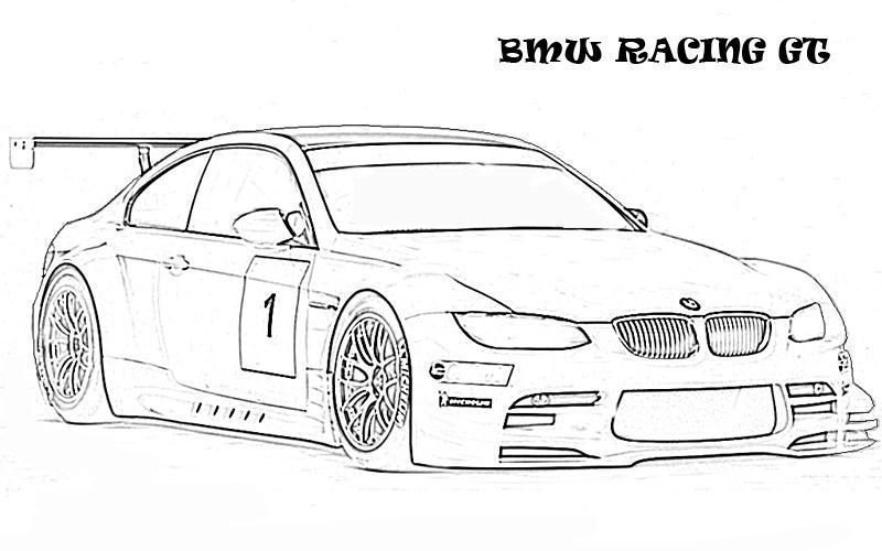 Latest Bmw Sport Colouring Pages Cars Coloring Bmwcase Bmw Free Download