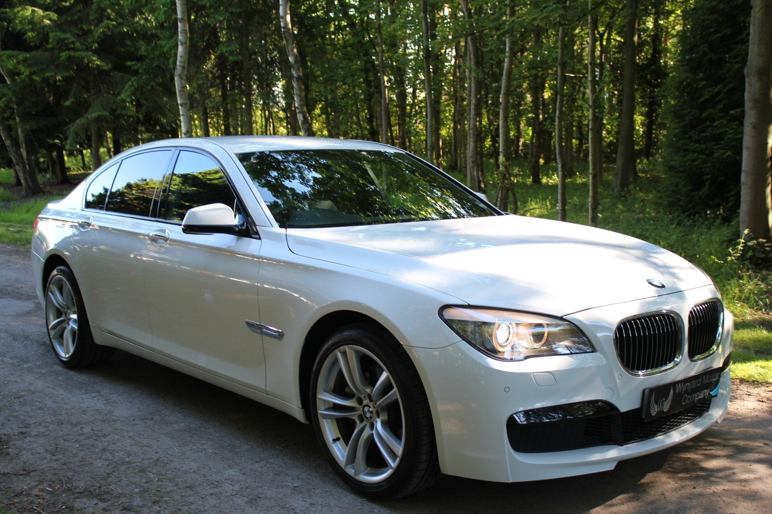 Latest Bmw 730D M Sport 1 Owner Car Details From Wynyard Motor Free Download