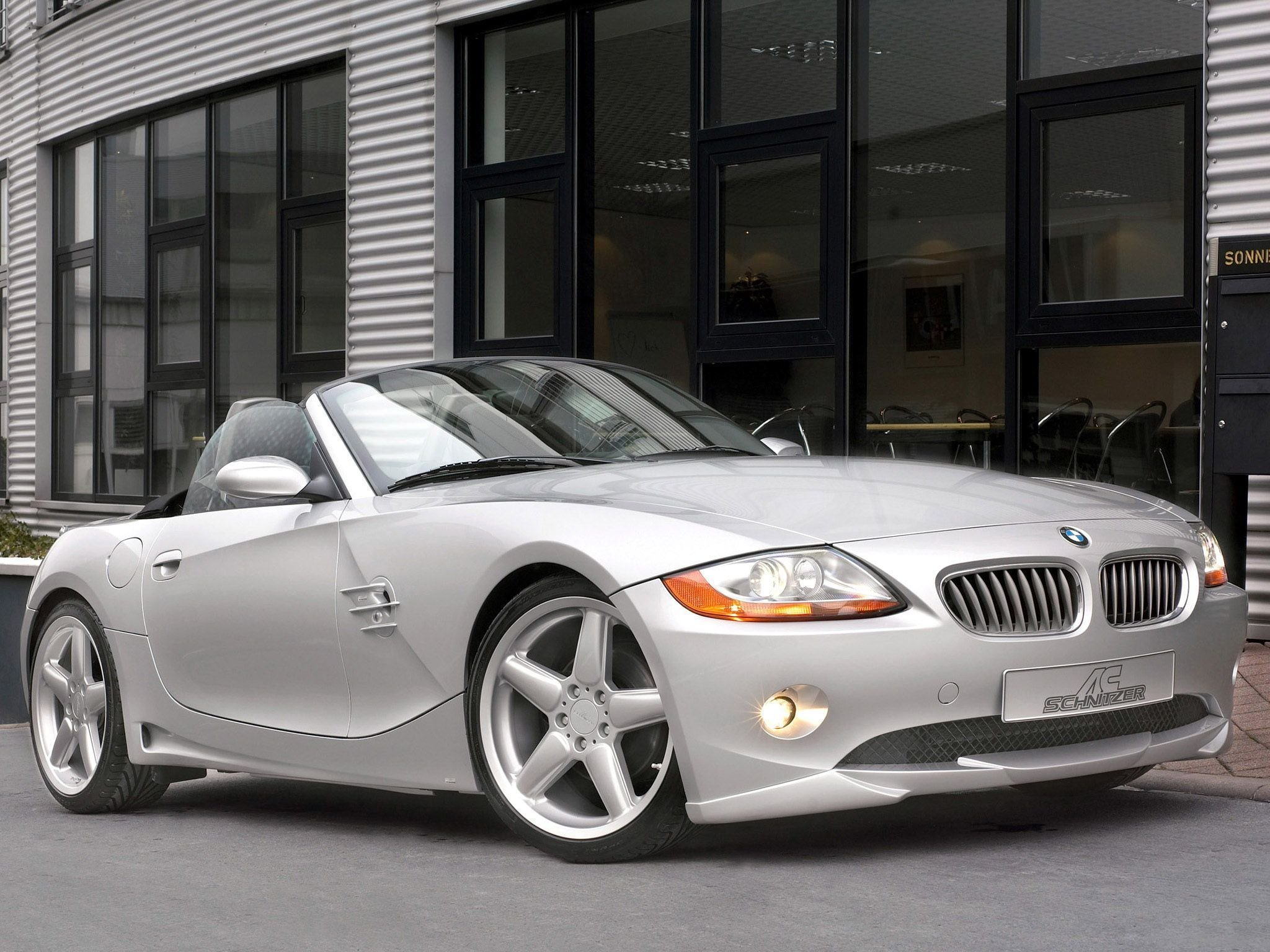 Latest Bmw Z4 Coupe Concept E85 2005 Photos Car Pictures Ac Free Download