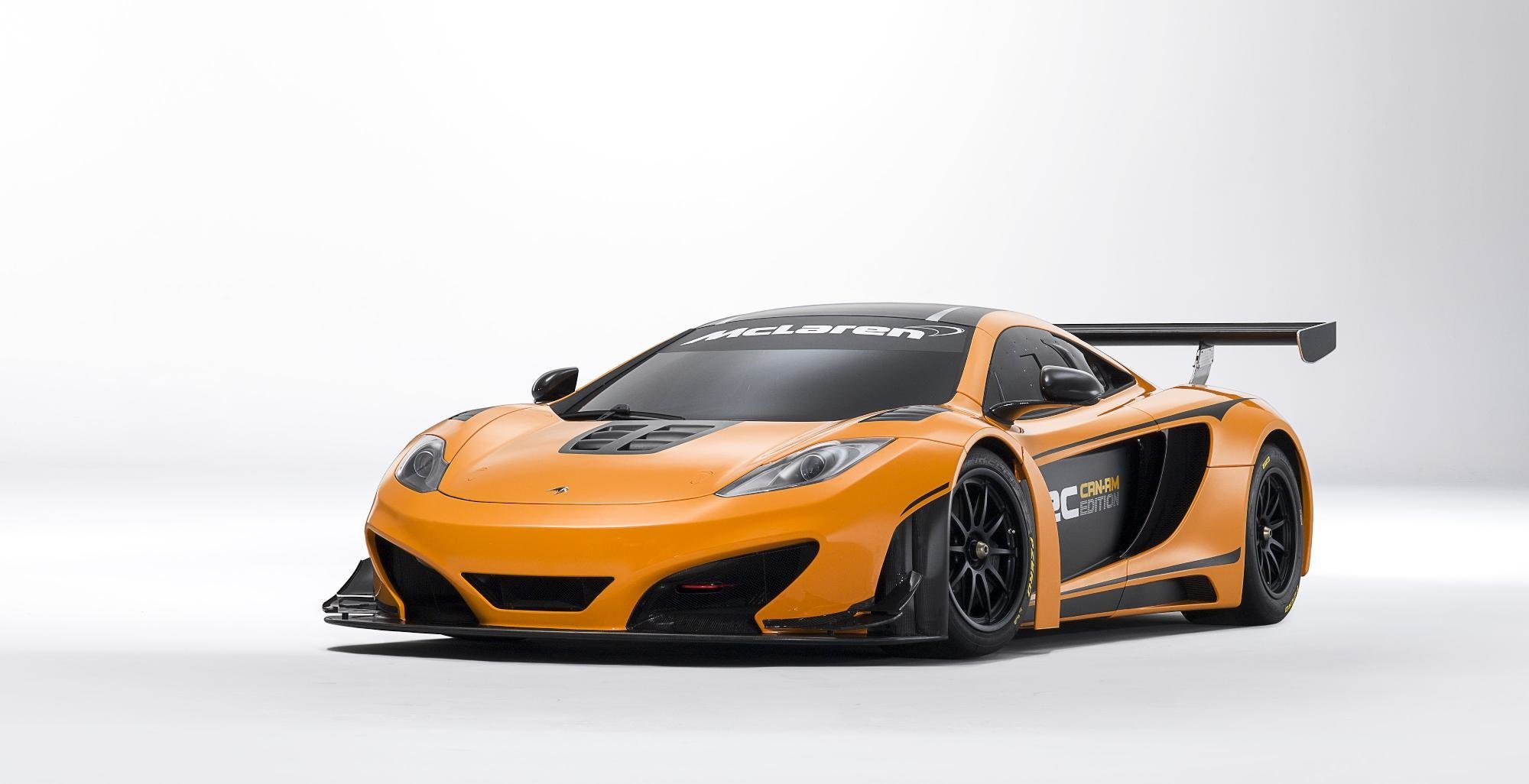 Latest Mclaren 12C Can Am Edition Racing Concept Sports Cars Free Download
