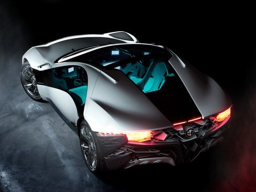 Latest Random Images Bertone Alfa Romeo Pandion Top Hd Free Download