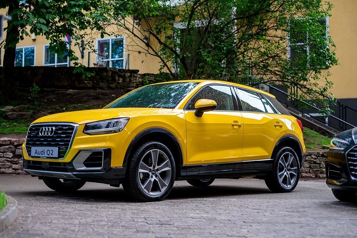 Latest 2019 Audi Q2 Exterior Photo New Car Release News Free Download