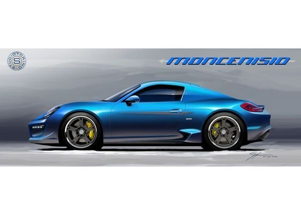 Latest 2014 Studiotorino Moncenisio Car Review Top Speed Free Download