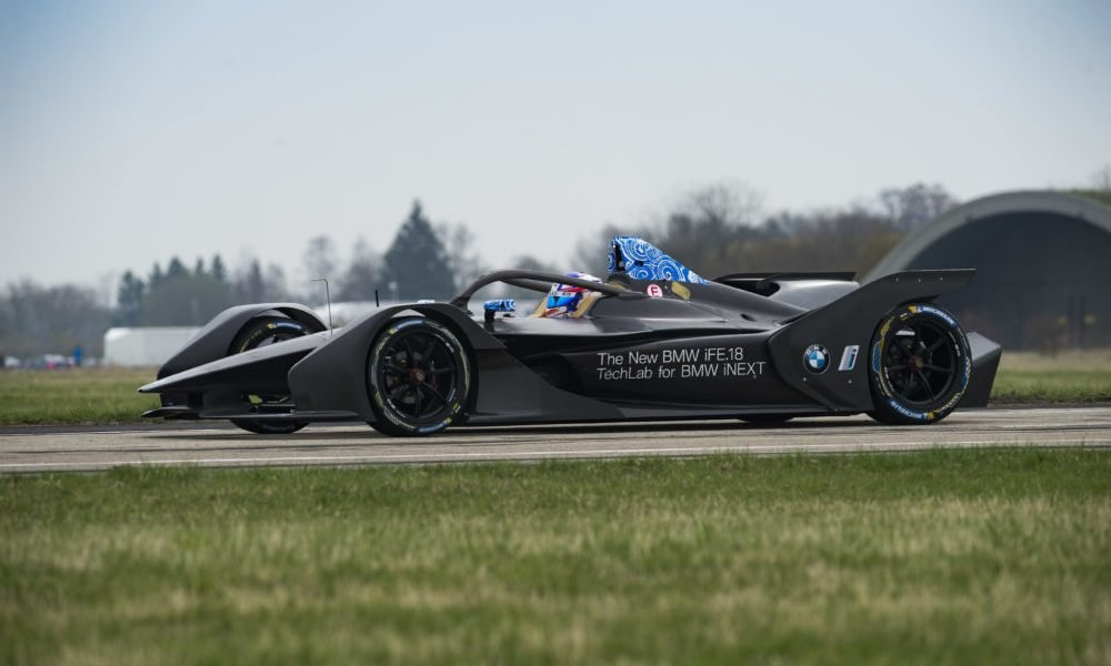 Latest Bmw Shakes Down First Formula E Car – E Racing365 Free Download