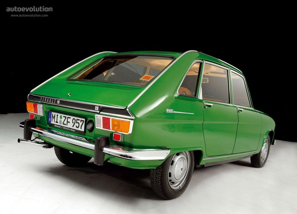 Latest Renault 16 1965 1966 1967 1968 1969 1970 1971 Free Download