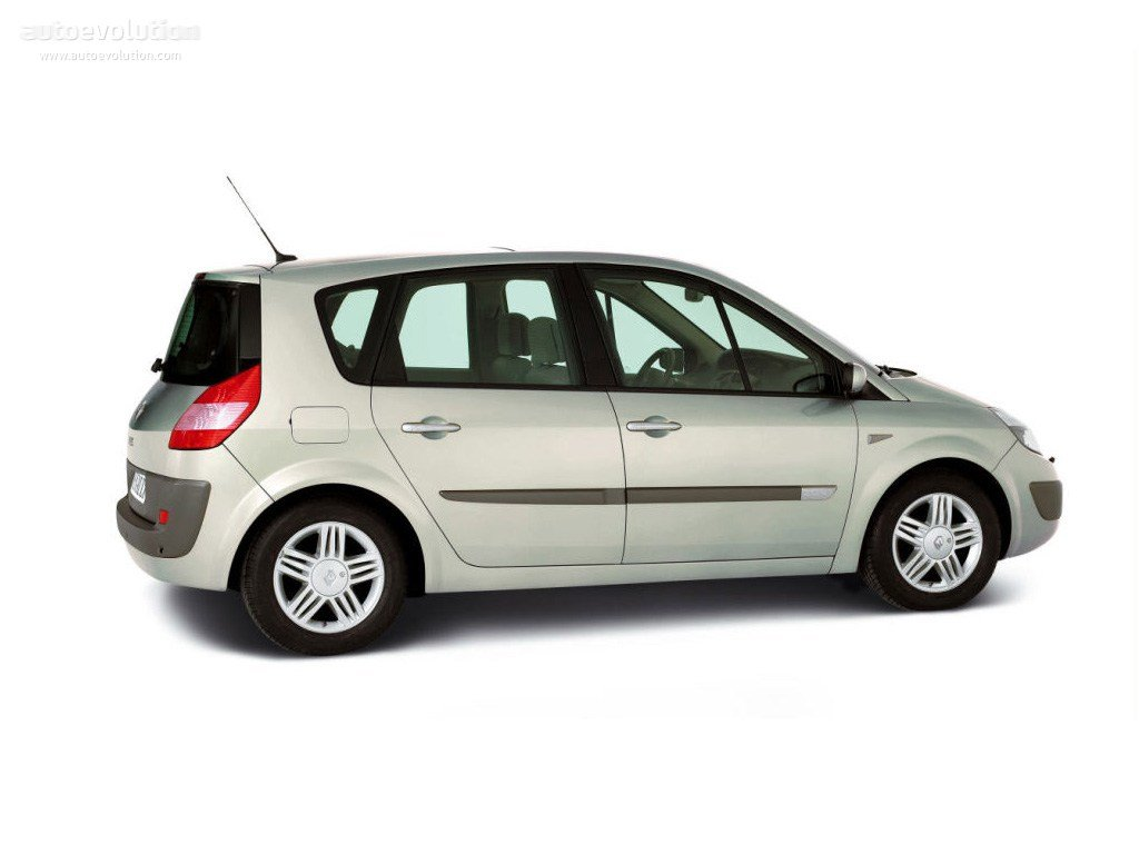 Latest Renault Scenic 2003 2004 2005 2006 2007 2008 2009 Free Download