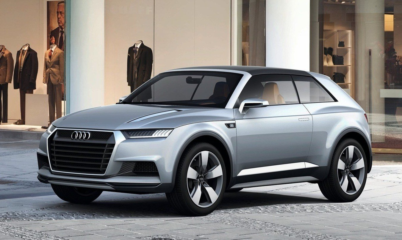 Latest Audi Trademarks Q1 A2 And Rs2 Flood Of Even Smaller Free Download