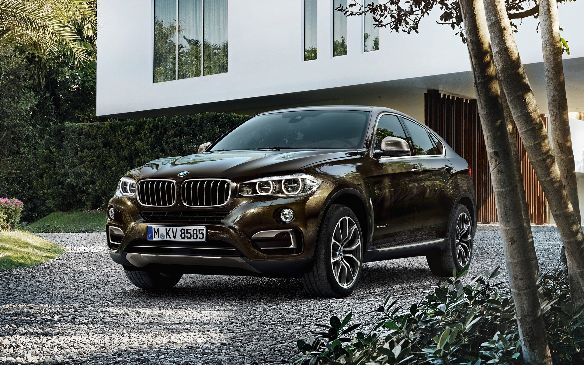 Latest 2016 Bmw X6 Wallpapers Autoevolution Free Download