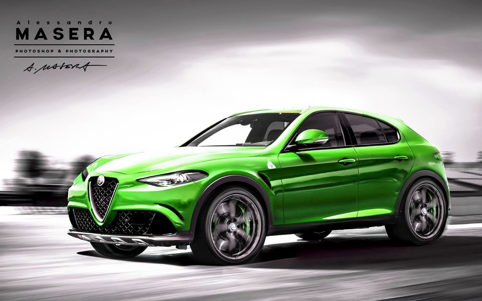 Latest Alfa Romeo Stelvio Tipo 949 D Suv Name Confirmed Free Download