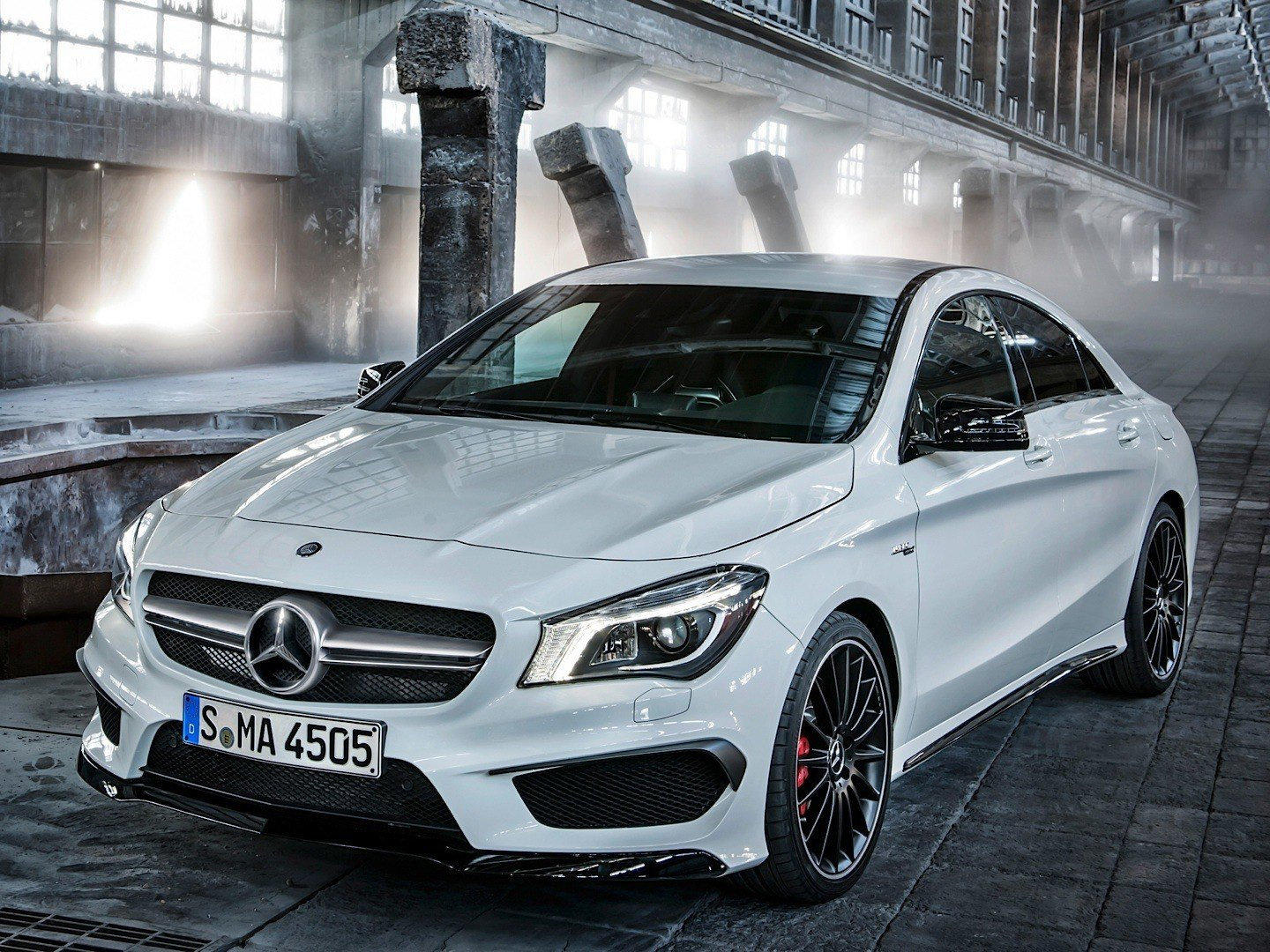 Latest Mercedes Benz Cla 45 Amg Gets Epa Rated Autoevolution Free Download