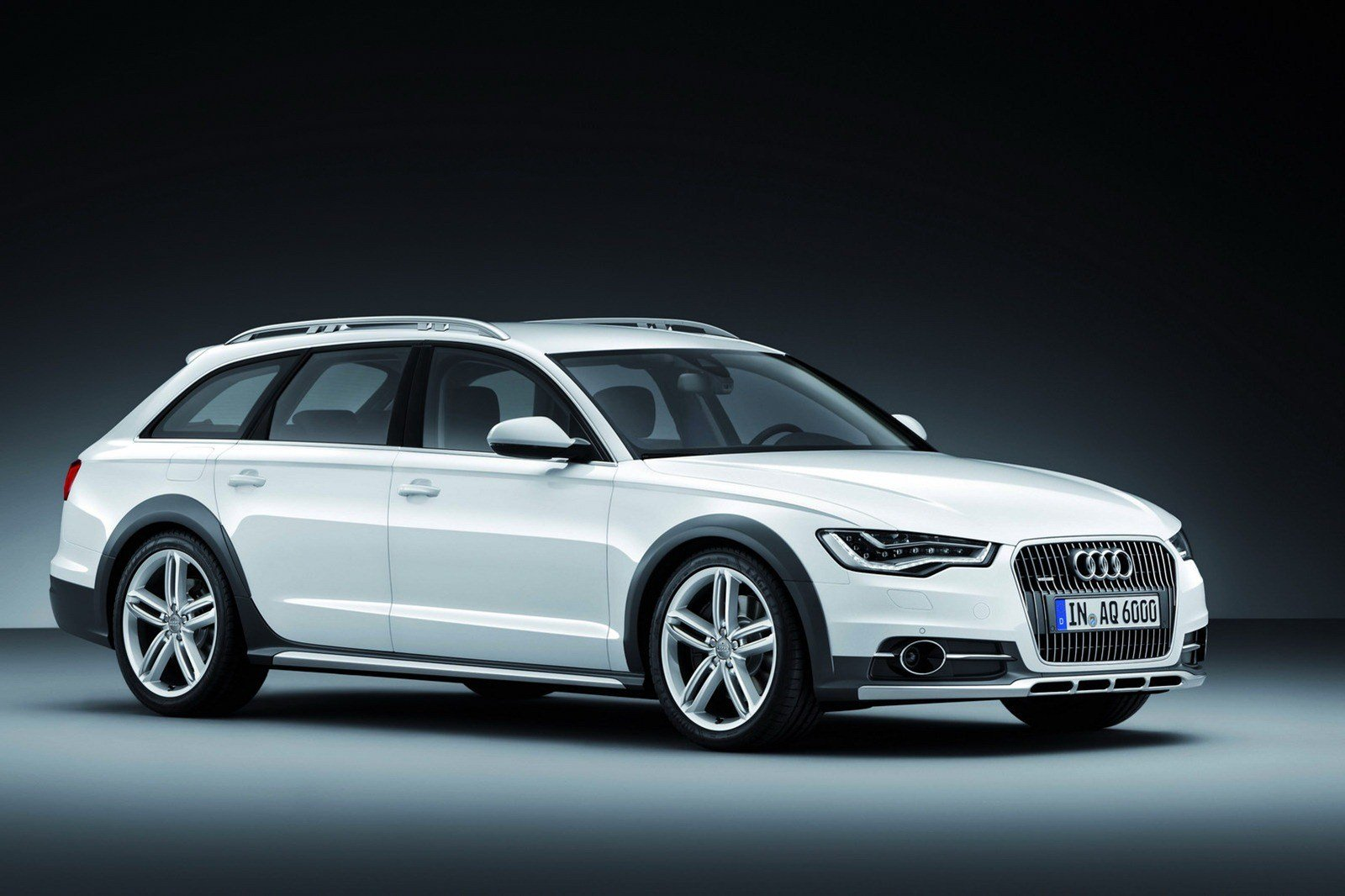 Latest New 2013 Audi A6 Allroad Unveiled Autoevolution Free Download