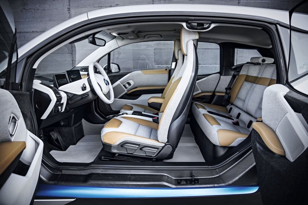Latest Why The Electric Bmw I3 Looks So Strange Business Insider Free Download