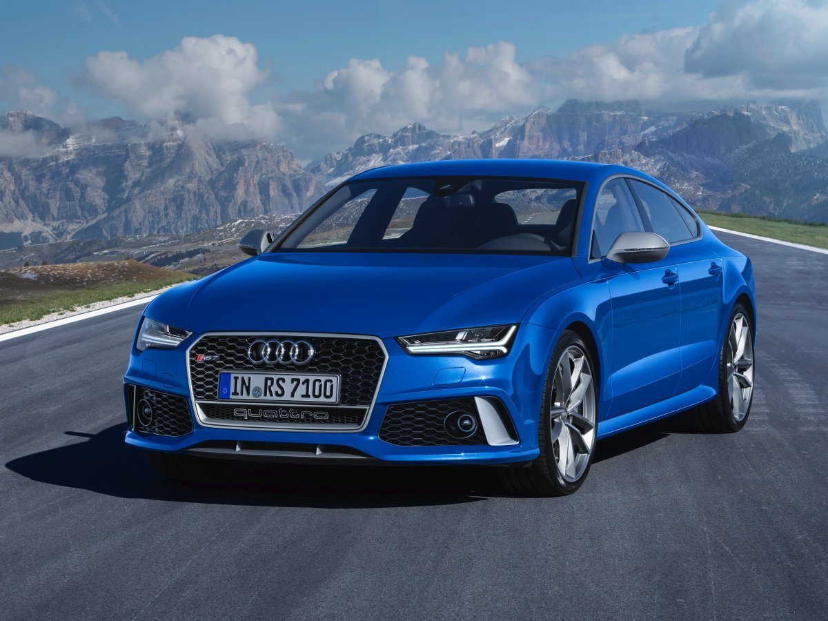 Latest Audi Rs 7 One Of The Best Cars Business Insider Free Download