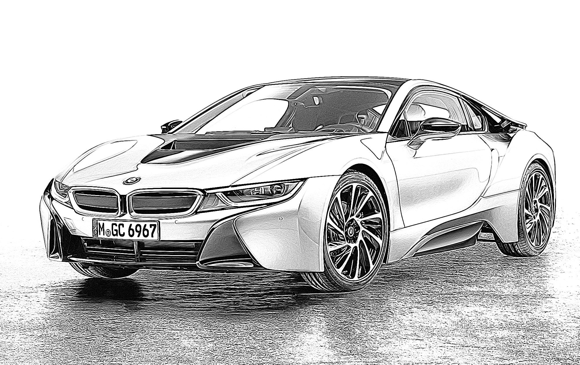 Latest Win Bmw Art Cars Bookmotoring Middle East Car News Free Download