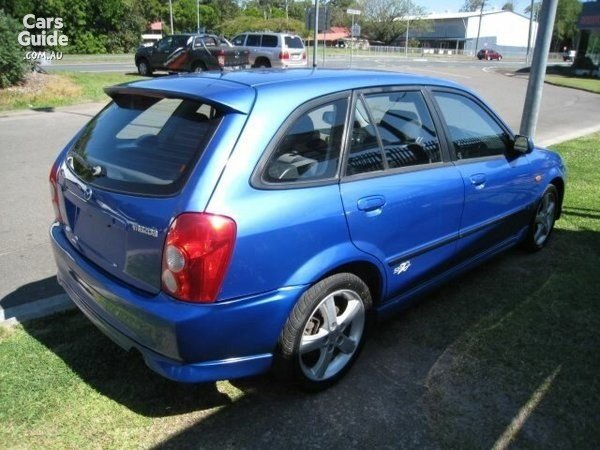 Latest 2002 Mazda 323 Astina For Sale 41 Automatic Hatchback Free Download