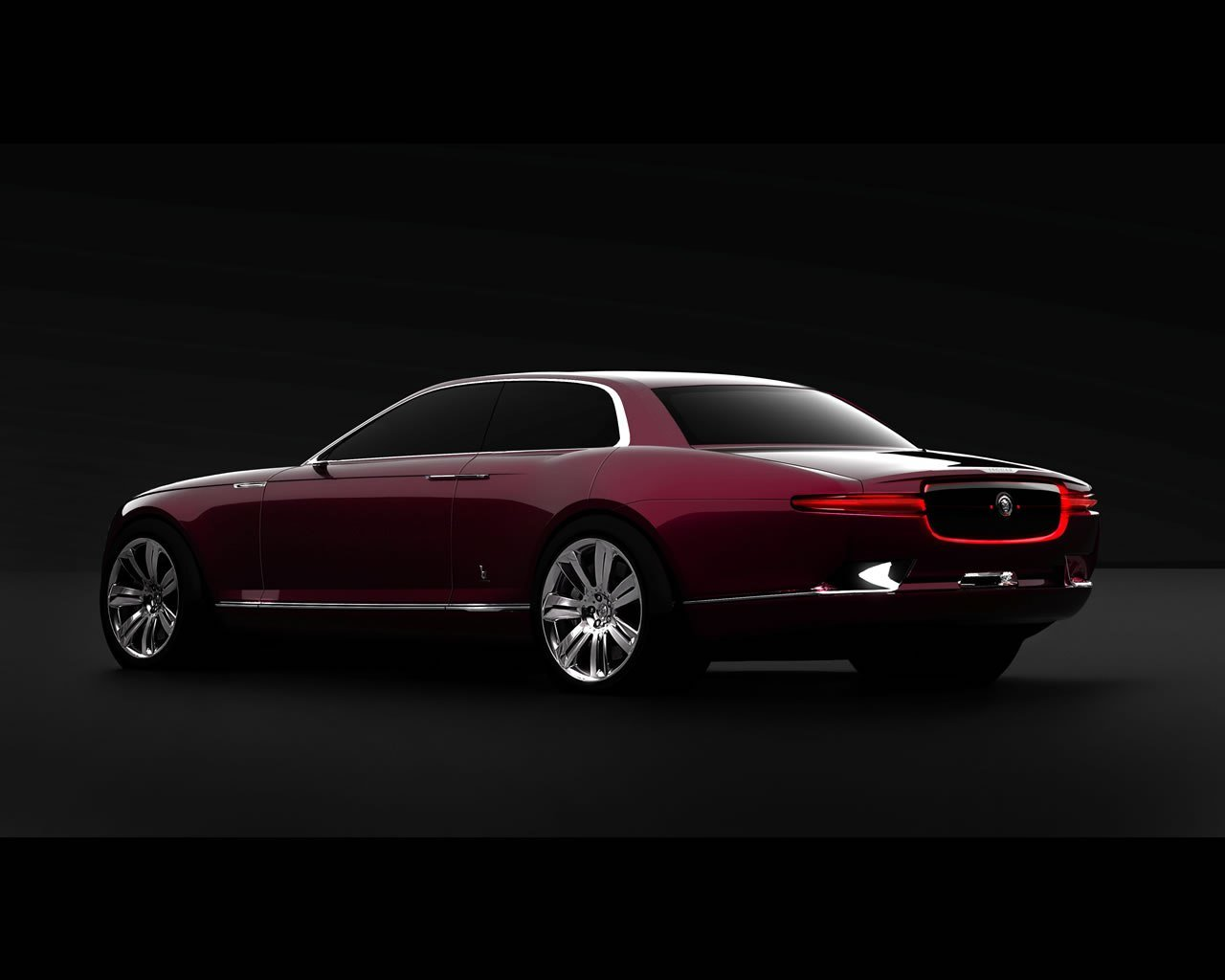 Latest Bertone Jaguar B99 Electric With Range Extender Concept 2011 Free Download