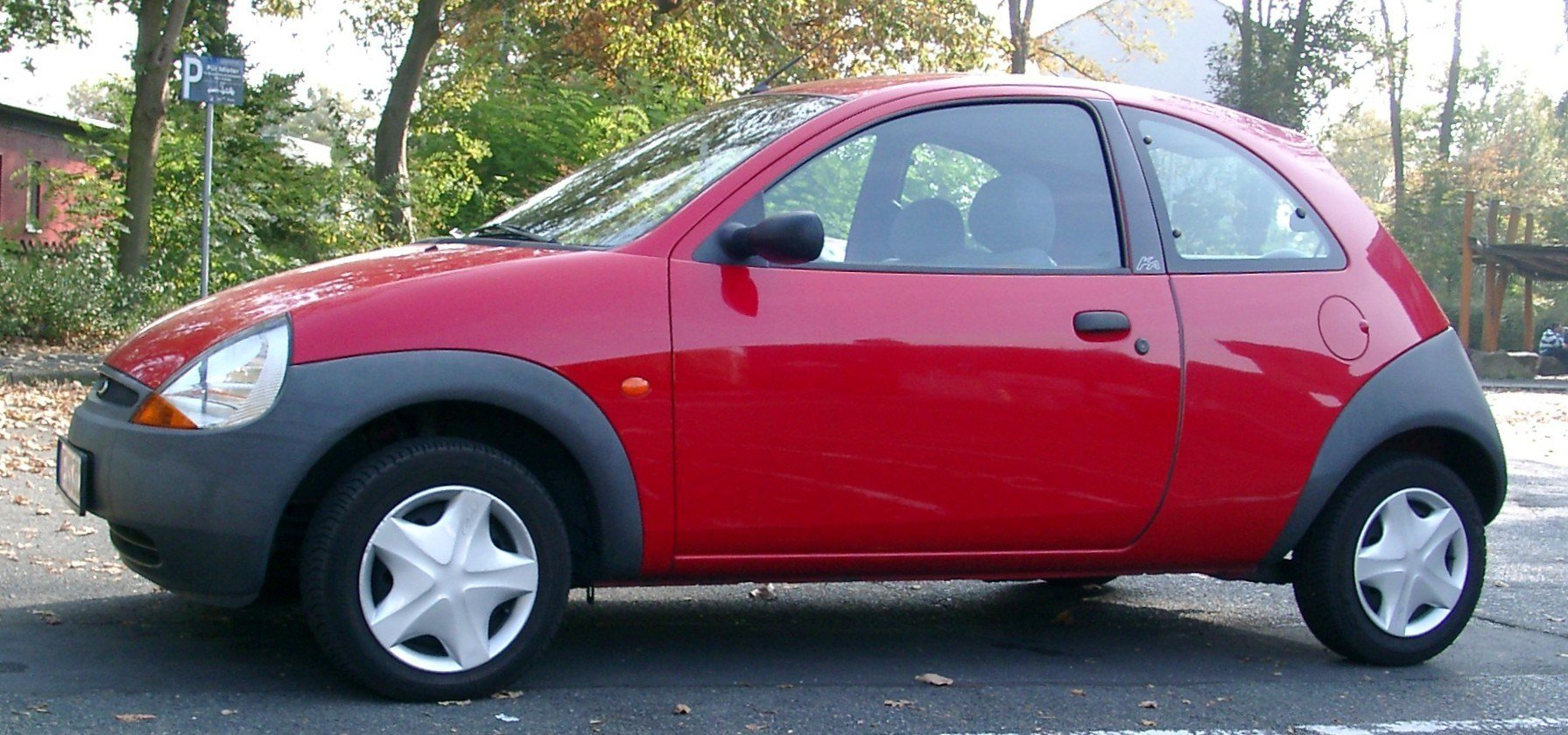 Latest 2007 Ford Ka – Pictures Information And Specs Auto Free Download