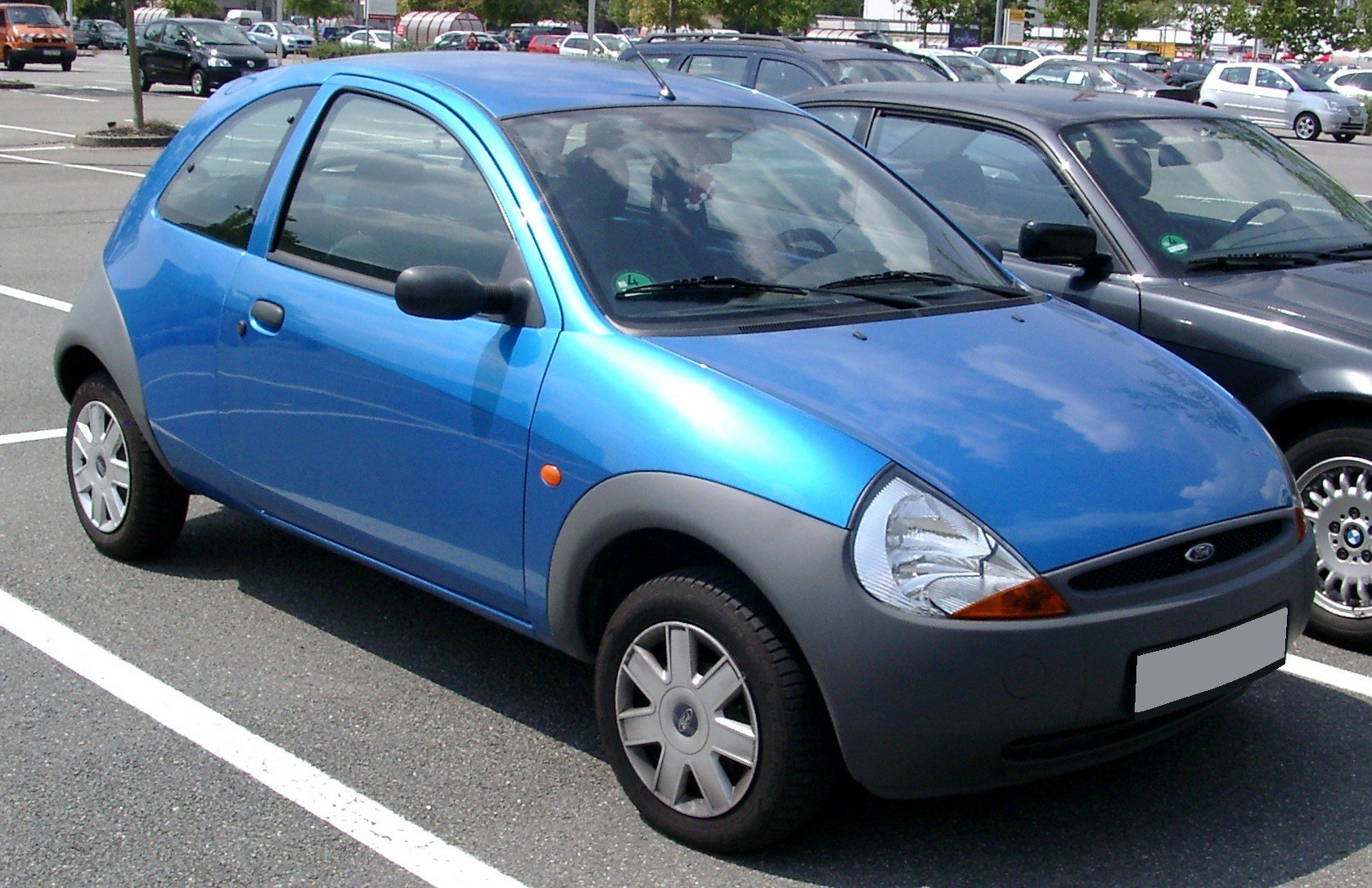 Latest 1999 Ford Ka – Pictures Information And Specs Auto Free Download
