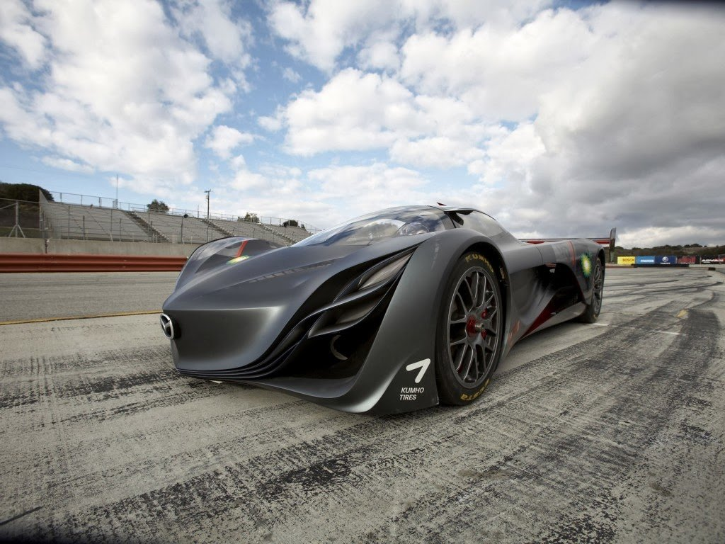 Latest Mazda Furai Hd Wallpapers Hd Wallpapers Blog Free Download