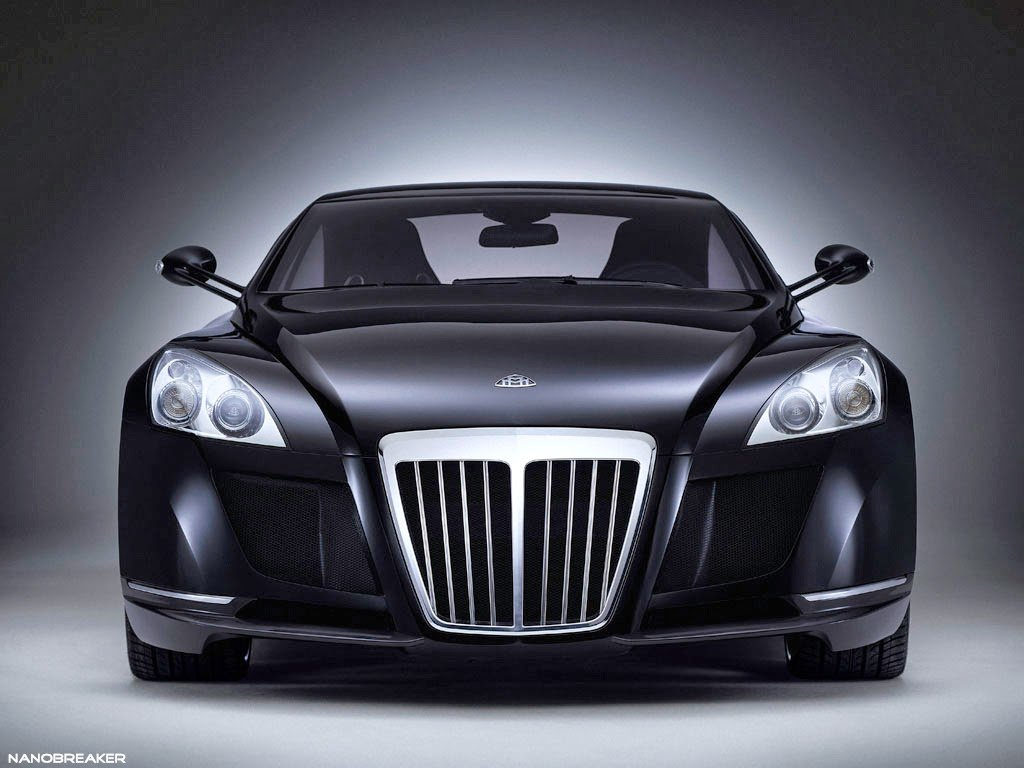 Latest Maybach Car My Car Concept Free Download
