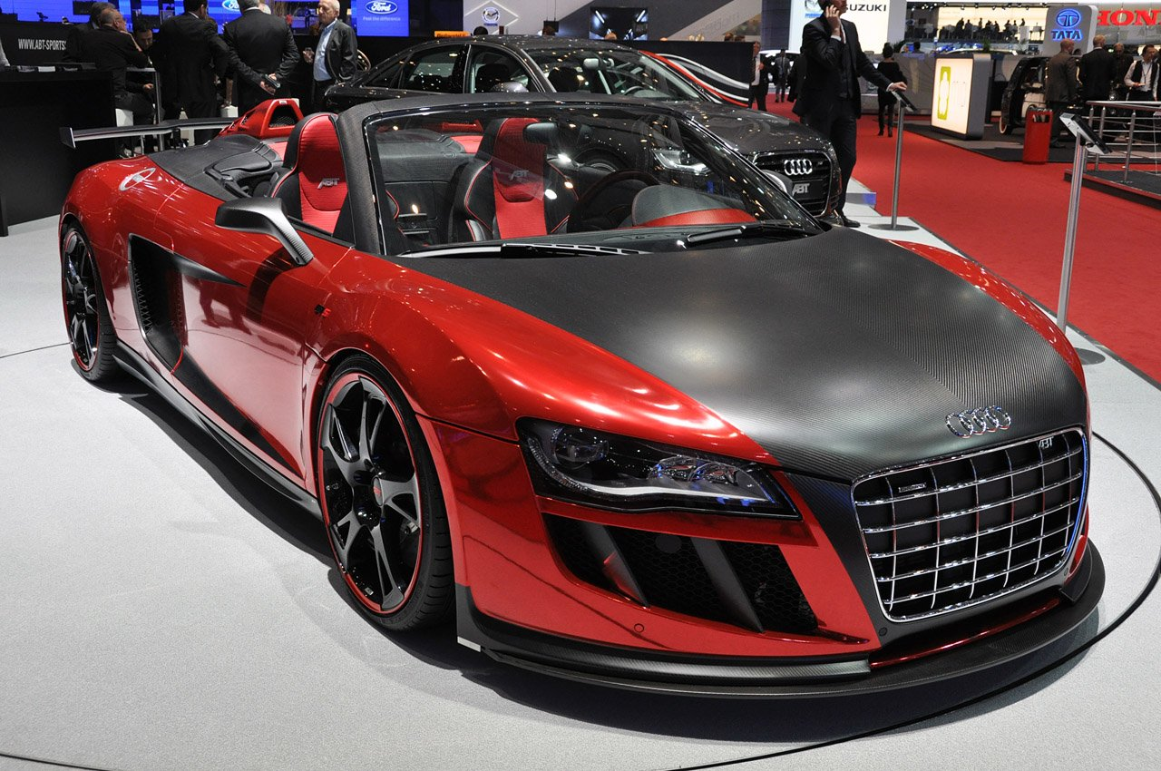 Latest Sport Cars Abt Audi R8 Gt 2011 Good Car Free Download