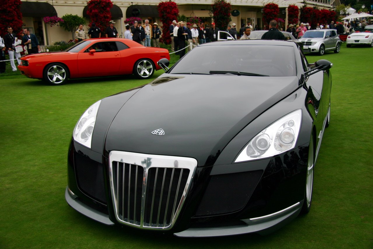 Latest Luxury Cars The Maybach Excelero Wonderful Free Download