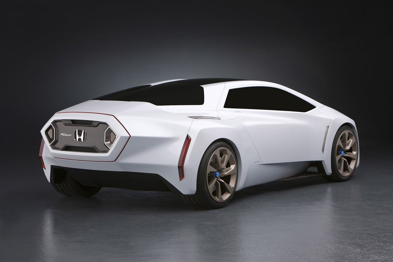Latest 2012 Honda Fc Sport Concept Car Free Download