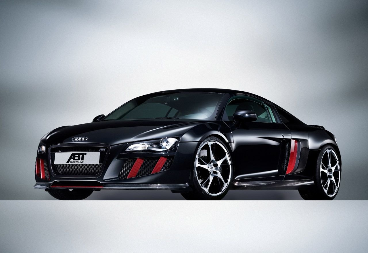 Latest Cars Library Abt Audi R8 Free Download