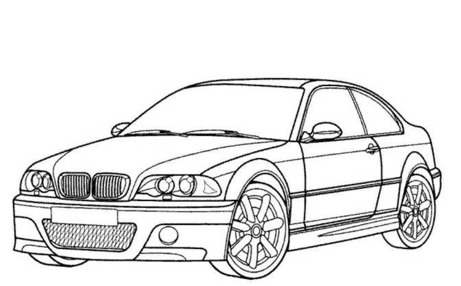 Latest Fast Cars Coloring Pages Coloring Home Free Download