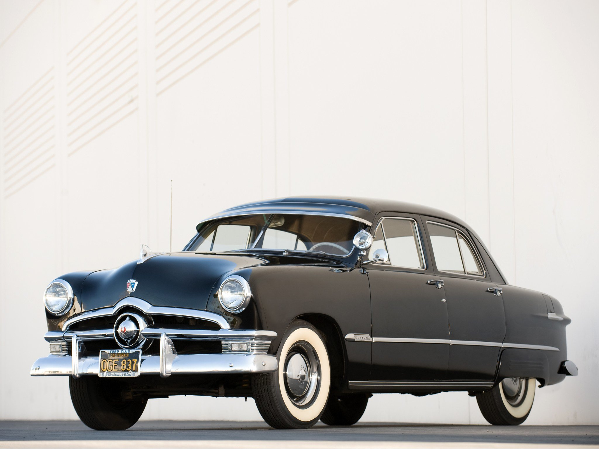 Latest 1950 Ford Custom Photos Informations Articles Free Download Original 1024 x 768