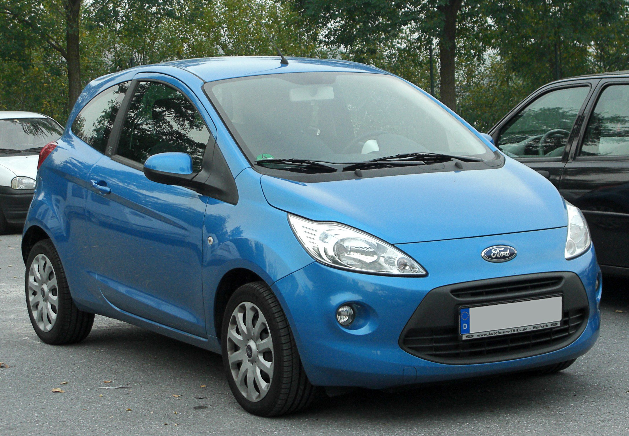Latest 2010 Ford Ka Photos Informations Articles Bestcarmag Com Free Download